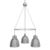 Dublin Round Chandelier By Quoizel