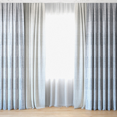 Curtains 25 | Curtains with tulle