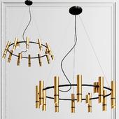 React chandelier