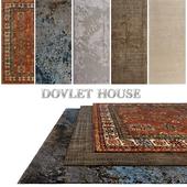 Carpets DOVLET HOUSE 5 pieces (part 304)