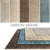 Carpets DOVLET HOUSE 5 pieces (part 305)