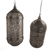 Lennon & Maisy Moroccan Pendant