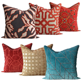 Canaan Company Modern Twist Pillows