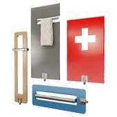 Arbonia design radiators (Flagtherm, Optoterm, Optoterm horiz, Planterm)