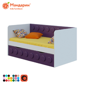 Children's sofa bed with extra bed