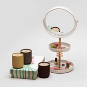 YAMAZAKI decorative set
