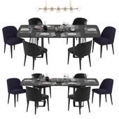 Meridiani Dinning Set