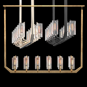 Vendome LINEAR CHANDELIER