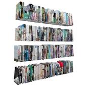 Книги (150 штук) 1-2-1