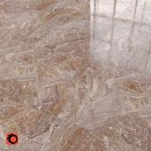 Damascaata floor tile