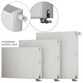 Steel panel radiators Kermi therm-x2 Profil L-60