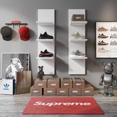 sneaker adidas set