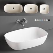 Catalano colori washbasins