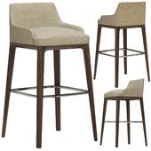 Poliform SOPHIE bar stool