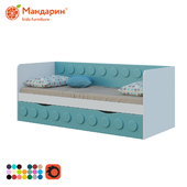 Teenage sofa bed with extra bed