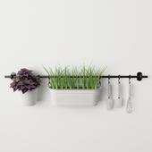 Ikea rails