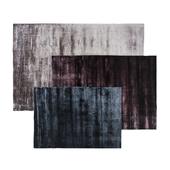 Velvet carpets Lucens, LINE DESIGN
