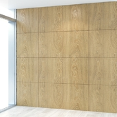 Wood panel 36
