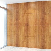 Wood panel 44