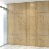 Wood panel 48