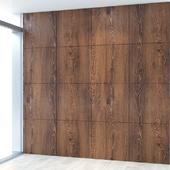 Деревянная панель 52