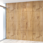 Wood panel 56