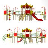 Детский игровой комплекс 14