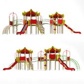Детский игровой комплекс 15