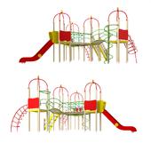 Детский игровой комплекс 16