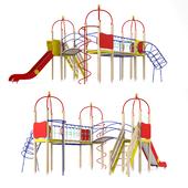 Детский игровой комплекс 17