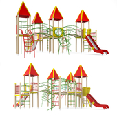 Детский игровой комплекс 20