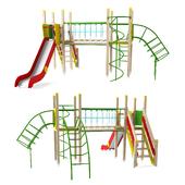 Детский игровой комплекс 26