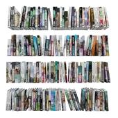 Книги (150 штук) 1-2-2