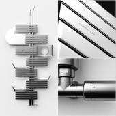 Design radiator Babyla