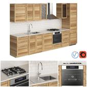 Kitchen Ikea Metod Torhamn