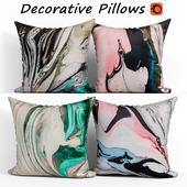 Decorative pillows set 187 Etsy