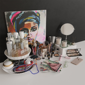 Set of cosmetics 01