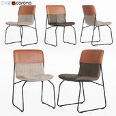 Leolux Ditte chair Dinning Chair set
