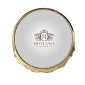 (OM) Titania Circle Mini and Titania Circle Grand Romano Home Mirror