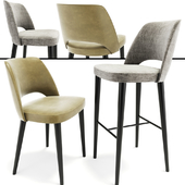 Astor Dining Chair And Bar Stool