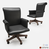 Bright Chair Company - Spire Swivel chair with high back