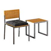 Street Furniture Set 1