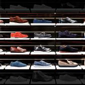 Shoes shop for man