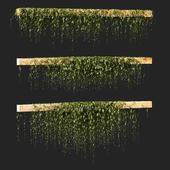 Leaves for v3 beams. 3 models