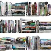 Книги (150 штук) 1-4-2