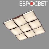 OM LED Ceiling Light Eurosvet 90031/9 Relief