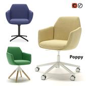 Office chair Haworth Poppy