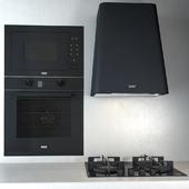 """Kitchen appliances Franke """"Crystal"""" (black)"""