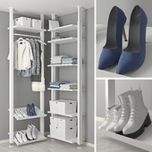 IKEA ELVARLI storage system