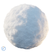 VRay snow material